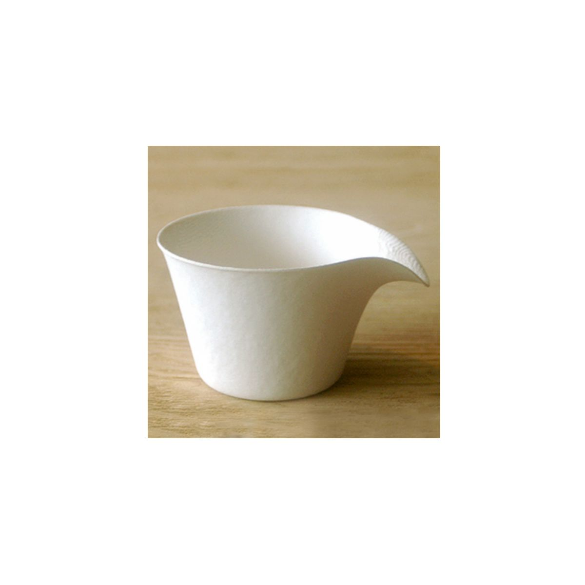 Copo Celulose Design Japonês Bionic Coffee 150ml Ø89x60mm 200un